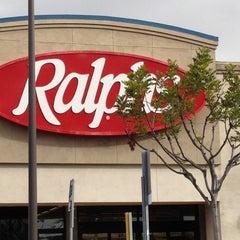 Photo taken at Ralphs by Josh P. on 3/1/2012