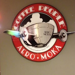 Photo taken at Coffee People by Rob B. on 4/19/2012