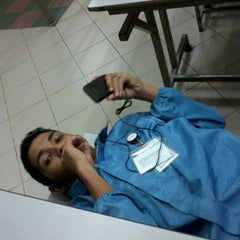 Photo taken at PT. Flextronics Technology Indonesia by Moa r. on 3/18/2012