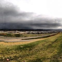 Photo taken at Cochrane, Alberta by Steve T. on 5/10/2012