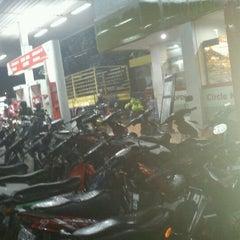 Photo taken at SPBU 34.401.02 by niko j. on 2/14/2012
