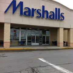 Photo taken at Marshalls by Cindy B. on 4/28/2012