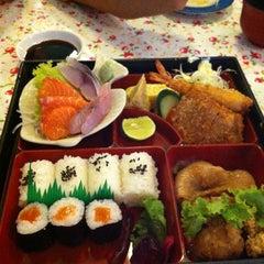 Photo taken at Nihon-kai Japanese Restaurant by Poosita S. on 7/11/2012