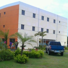 Photo taken at ITLA (Instituto Tecnologico de las Americas) by Caleb D. on 8/26/2012