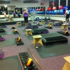 Photo taken at Jamie Scott Fitness by Lauren F. on 9/11/2012