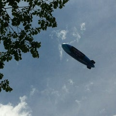 Photo taken at DirecTV Blimp by lesly d. on 6/8/2012