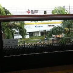 Photo taken at Yishun MRT Station (NS13) by Allan C. on 3/5/2012