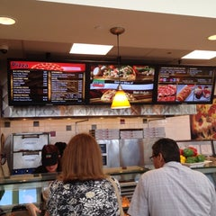 Photo taken at Sbarro by Gary M. on 8/24/2012