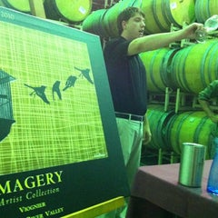 Photo taken at Imagery Winery by Larry Chiang C. on 7/17/2012