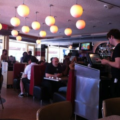 Photo taken at The Diner by Rodrigo B. on 5/19/2012
