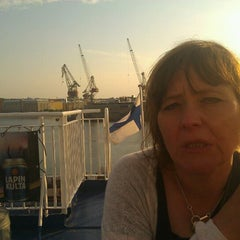 Photo taken at M/S Nordlandia by Tero K. on 7/30/2012