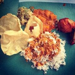 Photo taken at Kanna Curry House by Prakash D. on 8/12/2012