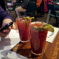 Photo taken at Schooners by Christopher T. on 2/12/2012