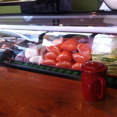 Photo taken at Sushihana by Constanza G. on 7/19/2012