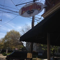 Photo taken at Pompilio's Italian Restaurant by Brittney H. on 3/27/2012