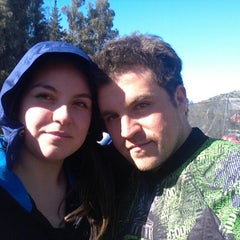 Photo taken at Hacienda Tobalaba by Carolina R. on 8/18/2012