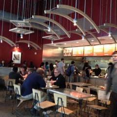 Photo taken at Chipotle Mexican Grill by Keith J. on 3/20/2012