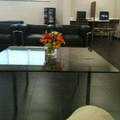 Photo taken at Ed Morse Cadillac by Cheryl on 5/22/2012