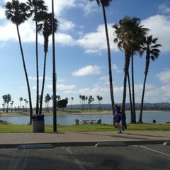 Photo taken at Mission Bay by Seoyoon R. on 4/10/2012