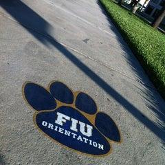 Photo taken at Florida International University by Bill H. on 6/12/2012