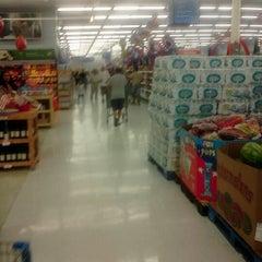 Photo taken at Walmart Supercenter by GL on 6/7/2012