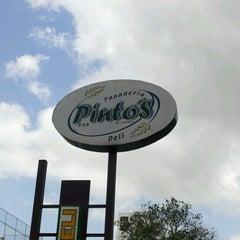 Photo taken at Pinto's Deli by Juan V. on 7/15/2012