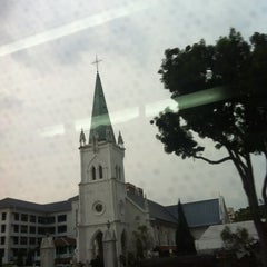 Photo taken at Church of the Nativity of the Blessed Virgin Mary by Applemonster on 4/22/2012