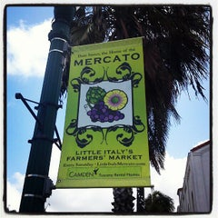 Photo taken at Little Italy Mercato by Shocm on 4/14/2012