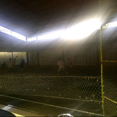 Photo taken at Lampung Futsal by Mario G. on 5/12/2012