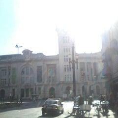 Das Foto wurde bei Praça Júlio Prestes von Filipe T. am 8/24/2012 aufgenommen