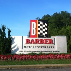 Photo taken at Barber Motorsports Park by Michael C. on 6/16/2012