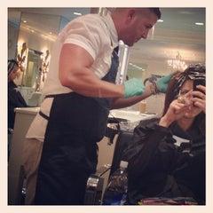 Photo taken at De Berardinis Salon by melanie a. on 7/20/2012