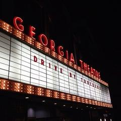 Photo taken at Georgia Theatre by Dan F. on 8/25/2012