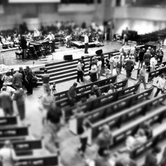 Photo taken at Taylors First Baptist Church by Ben V. on 5/20/2012
