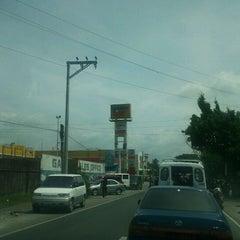 Photo taken at KFC Walter Mart Gapan City by Vanessa D. on 6/20/2012