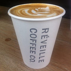 Photo taken at Réveille Coffee Co. Truck by Andy S. on 8/23/2012