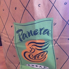 Photo taken at Panera Bread by Roxanne P. on 3/13/2012