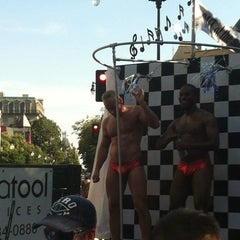 Photo taken at Capital Pride 2012 by Stella T. on 6/9/2012