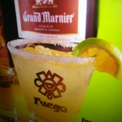Photo taken at Fuego Cantina & Grill by Brooke B. on 4/20/2012