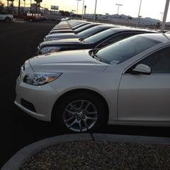 Photo taken at Fairway Chevrolet by Juan Carlos P. on 7/18/2012