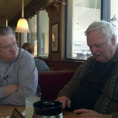 Photo taken at Perkins Restaurant & Bakery by Leslie A. on 2/27/2012