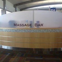 Photo taken at Massage Bar by R T V. on 6/17/2012