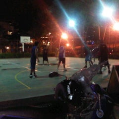 Photo taken at Basketball Court Prima Avenue (PADI) by Faeez Z. on 5/23/2012