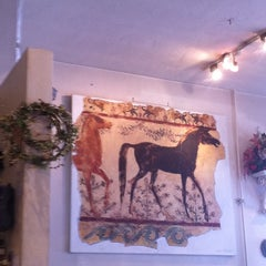 Photo taken at Epsilon Fine Greek Restaurant by Sherylin M. on 4/26/2012