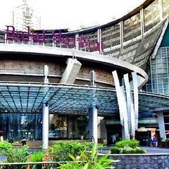 Photo taken at The Plaza Semanggi by San S. on 6/24/2012