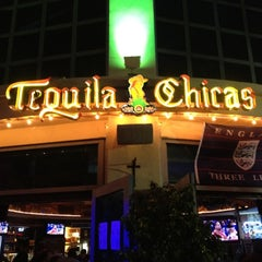 Photo taken at Tequila Chicas by Joan R. on 6/15/2012