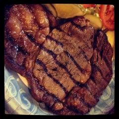 Photo taken at Ken's Diner by Hillel F. on 3/27/2012