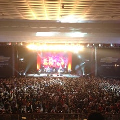 Photo taken at Chevrolet Hall by Jorge M. on 5/19/2012