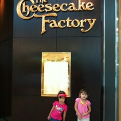 Photo taken at The Cheesecake Factory by Dolly V. on 4/25/2012