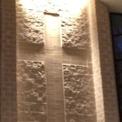 Photo taken at Cathedral of Hope by Ben H. on 2/23/2012